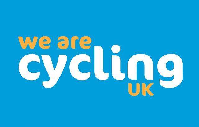 The CyclingUK logo